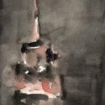 New York skyline paintings for sale|Beverly Brown Artist