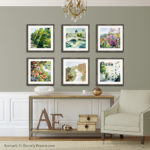 French Wall Art - Beverly Brown Prints - www.beverlybrown.com
