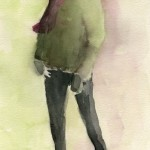 watercolor fashion illustration|Beverly Brown Artist
