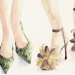 Shoe Art Prints |Beverly Brown Artist
