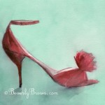 shoe paintings for sale|Beverly Brown Artist