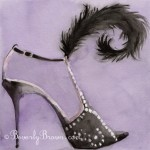 shoe art prints|Beverly Brown Artist