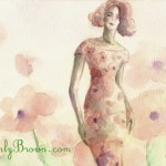 paintings of fashion for sale