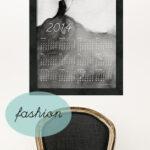 2014 fashion calendar |Beverly Brown Artist