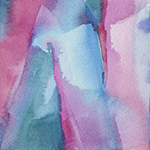 Abstract Panoramic Prints |Beverly Brown Artist