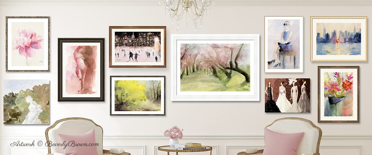 Shop for art by artist Beverly Brown