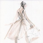 Fashion Sketches by Beverly Brown