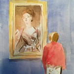 Sketchbook: Sargent at the Met