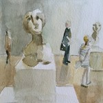 Sketchbook: Picasso Sculpture MoMA