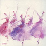 Nutcracker Waltz of the Flowers Ballet Sketch by Beverly Brown