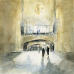 Grand Central Terminal Light by Artist Beverly Brown