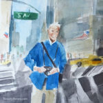 Bill Cunningham New York Street Style Photographer